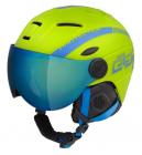 Dětská lyžařská helma Etape Rider Pro limeta/modrá mat 2019/20