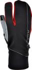 Běžecké rukavice Silvini Cerreto Black-red UA1134-082 2018/19