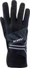 Běžecké rukavice Silvini Arno black-charcoal UA1307-081 2018/19