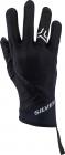 Běžecké rukavice dámské Silvini Olona black-charcoal WA1308-081 2018/19