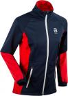Běžecká bunda BJ jacket Radiance modro červená 332673-25400  2018/19