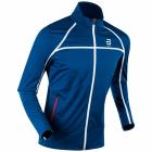 Běžecká bunda BJ jacket Trace modrá 332886-25300 2018/19