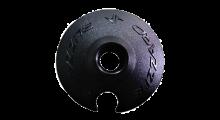 Košíčky na sjezdové hole 50mm/10mm (alloy tube)