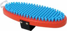 Kartáč na lyže Swix T0160O nylon modrý oválný