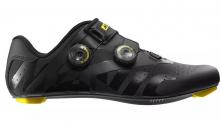 Tretry - boty na silniční kolo Mavic Cosmic pro Black/yellow Mavic 2019