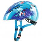 Dětská cyklistická helma Uvex Kid 2, Castle 2019