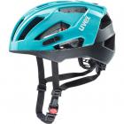 Cyklistická helma Uvex quatro XC, blue - black 2019