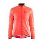Cyklistická bunda Craft Lithe růžová 1906064-410735