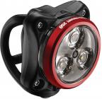Přední světlo na kolo Lezyne Zecto drive front light red/hi gloss