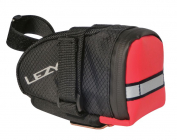 Brašna pod sedlo Lezyne M Caddy red/black