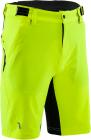 Cyklistické kalhoty Silvini Elvo MP809 volné neon-black