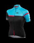 Cyklistický dres Kalas Passion X9 tyrkys 1036-052