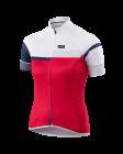 Cyklistický dres Kalas Passion X9 červený 1036-053