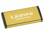 Lepení na duše Lezyne metal kit gold/hi gloss
