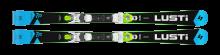 Sjezdové lyže Lusti RFC + vázání VIST VSP 412 + deska Speedcom 2020/21