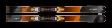 Sjezdové lyže Lusti CWR 84 + vázání VIST VSP 412 + deska Speedcom 2020/21