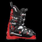 Sjezdové lyžařské boty Nordica Sportmachine 100 black/red/white 2020/21