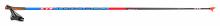 Běžecké karbonové hole KV+ Tornado blue 100% carbon 2020/21