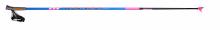 Dětské běžecké hole KV+ Tornado plus jr. pink 80% karbon 2019/20