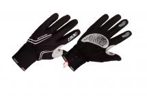 Běžecké rukavice KV+ Race Pro Wind Tech 8G08.1 black 2019/20