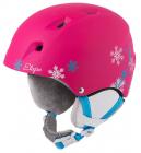 Dětská lyžařská helma Etape Scamp růžová mat 2019/20