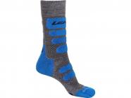 Ponožky Lenz x-country 2.0 šedo/modré