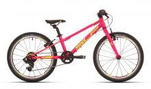 Dětské jízdní kolo Superior F.L.Y. 20 GLOSS PINK/RADIOACTIVE YELLOW/DARK RED 2020