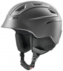 Lyžařská helma Uvex Fierce black mat 2019/20