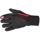 Běžecké rukavice Rex Marka softshell černé 2020/21