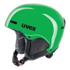 Dětská sjezdová helma UVEX HLMT 5 Junior, green 2019/20