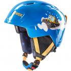 Dětská sjezdová helma Uvex Manic, bue caterpillar 2019/20