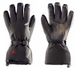 Sjezdové rukavice vyhřívané Zanier heat.stx černé 2019/20