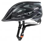Cyklistická helma Uvex I-VO CC black mat 2020