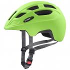 Juniorská cyklistická helma Uvex finale junior CC green mat 2020