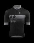 Cyklistický dres Kalas Motion Z 1011-081x černý 2021