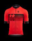 Cyklistický dres Kalas Motion Z 1011-082x červený 2020