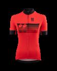 Cyklistický dres dámský Kalas Motion Z 1031-093x červený 2020