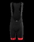 Kalhoty na kolo Kalas Motion Z 3025-182x černo červené 2020