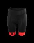 Kalhoty na kolo dámské Kalas Motion Z 3113-493x černo červené 2020