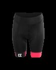 Kalhoty na kolo dámské Kalas Motion Z 3113-494x černo růžové 2020