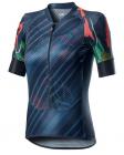 Cyklistický dres dámský Castelli Climber´s dark steel blue 2020