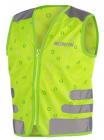 Dětská reflexní vesta Wowow Nutty jacket green
