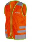 Dětská reflexní vesta Wowow Nutty jacket orange