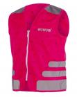 Dětská reflexní vesta Wowow Nutty jacket pink
