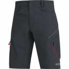Cyklistické kalhoty volné Gore C3 Trail shorts black red 2020