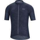 Cyklistický dres Gore C3 jersey orbit blue 2020