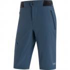 Cyklistické kalhoty volné Gore C5 shorts deep water blue 2020