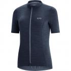 Cyklistický dres dámský Gore C3 Wmn orbit blue 2020