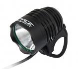 Přední světlo na kolo Force glow-2 1000lm Cree LED černé