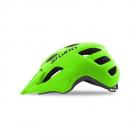 Juniorská cyklistická helma Giro Tremor matte bright green 2020